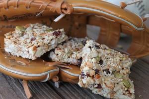 Casharoos — Seed, Fruit & Nut Bars