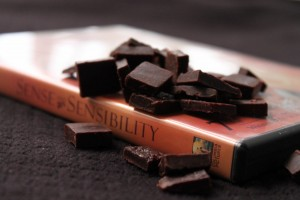 Homemade Dark Chocolate Chips