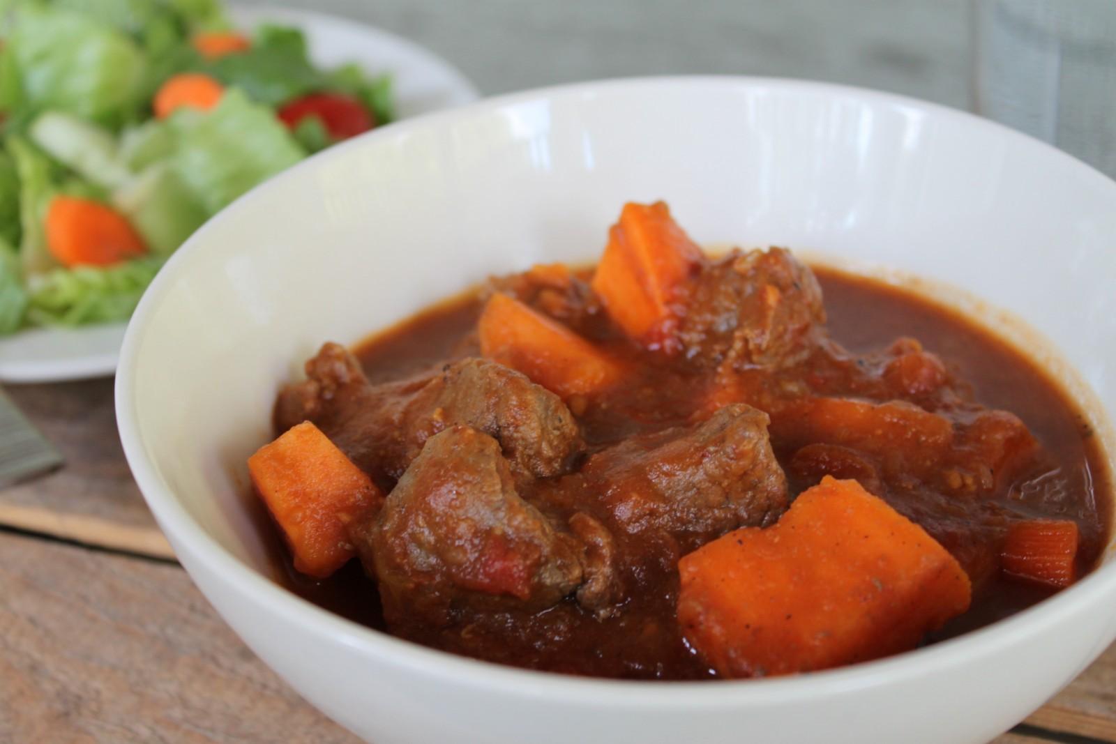 Harvest Sweet Potato Stew