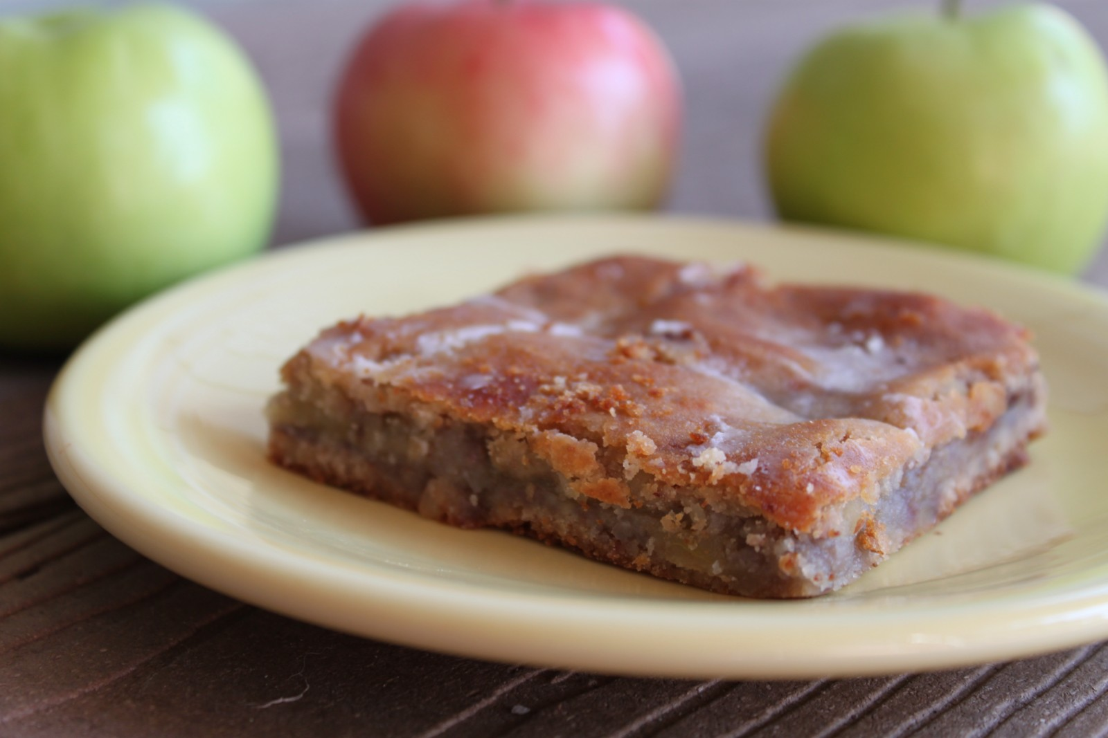 Apple Bars (Paleo/Primal)