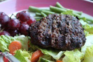 Good Old Grilled Hamburger