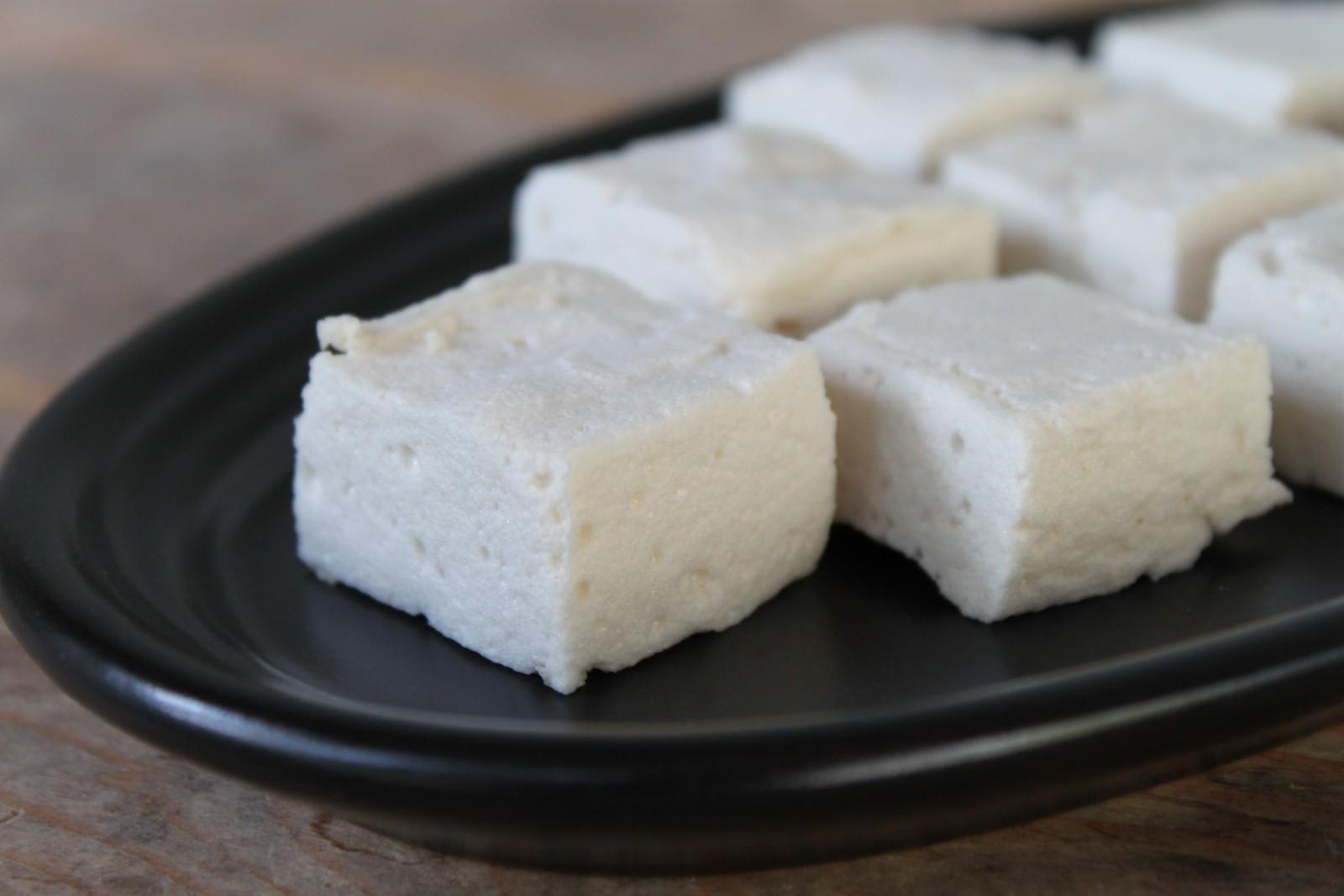 Homemade Honey-Sweetened Marshmallows