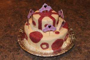 Princess Party Birthday Cake