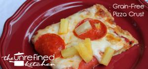 Grain-free Pizza Crust (Paleo) main page