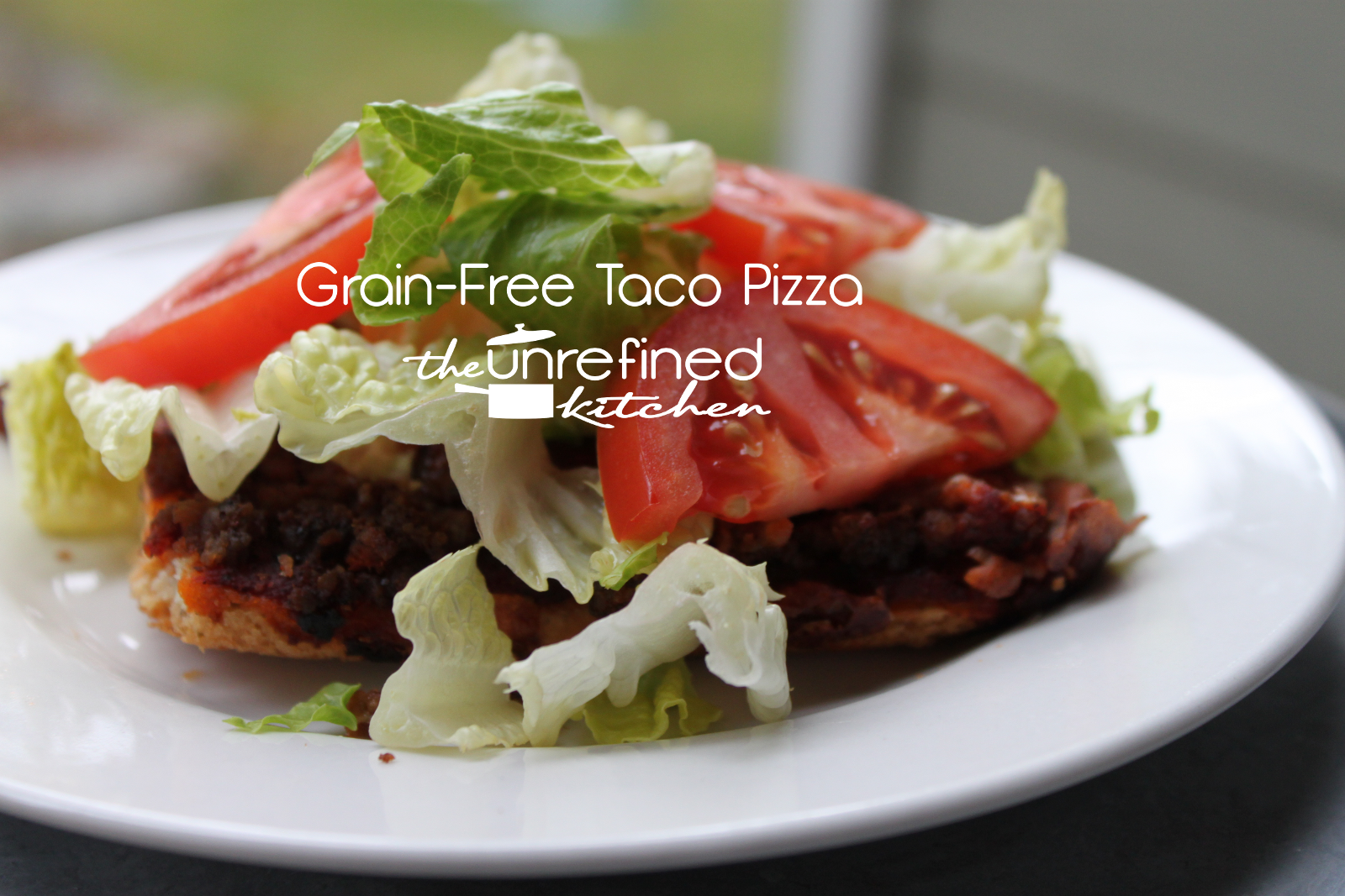 Taco Pizza (Grain-free)