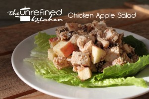 Chicken Apple Salad