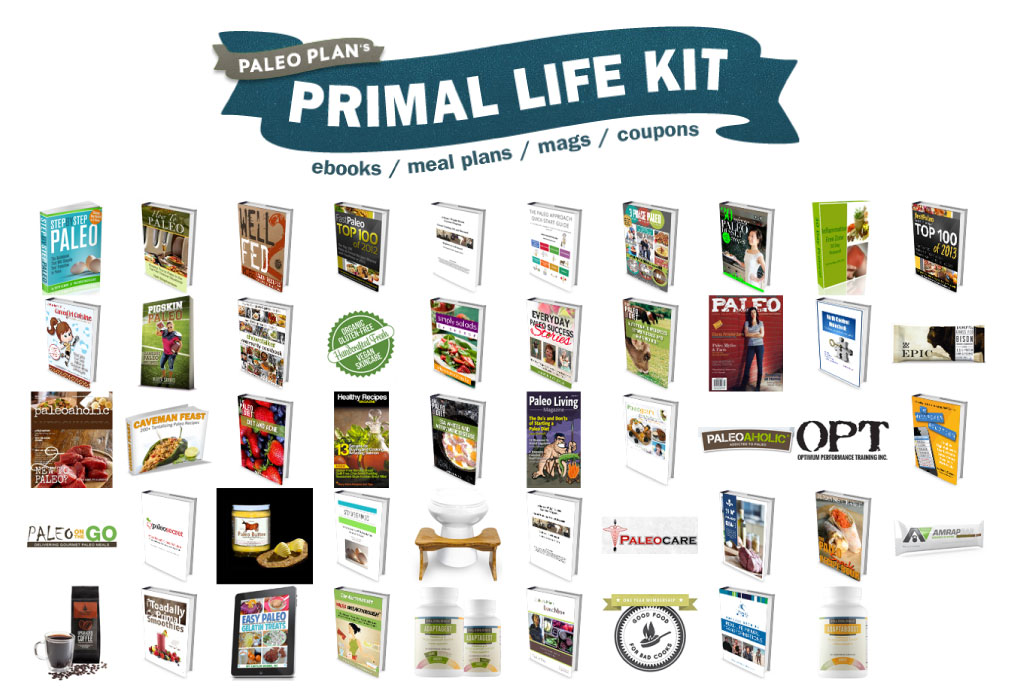 So sorry the links didn't work!! Primal Life Kit 2014